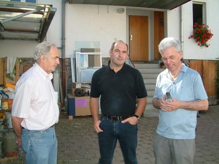 Peter & Dr. Hans-Peter Brockamp & Dr. Carlo Gyselbrecht